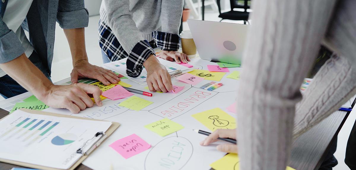 集客力アップ・成約率改善・ブランド認知アップなど企業価値向上に取り組んでいます